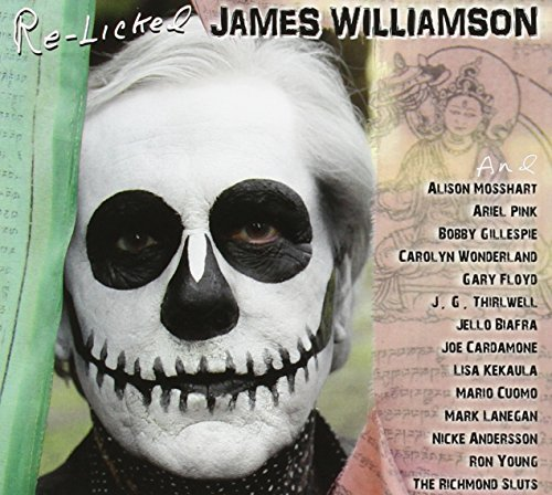 James Williamson Re Licked