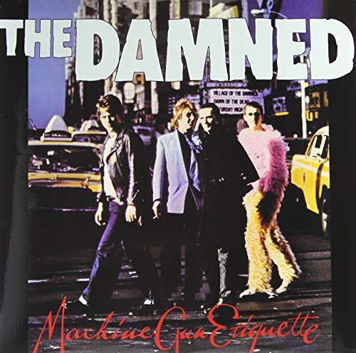 Damned Machine Gun Etiquette Lp