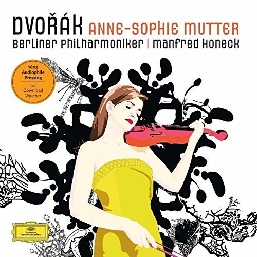 Dvorak Mutter Honeck Ber Violin Concerto