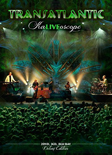 Transatlantic Kaliveoscope 2dvd 3cd 1blu Ray