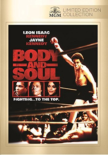 Body & Soul Body & Soul DVD Mod This Item Is Made On Demand Could Take 2 3 Weeks For Delivery