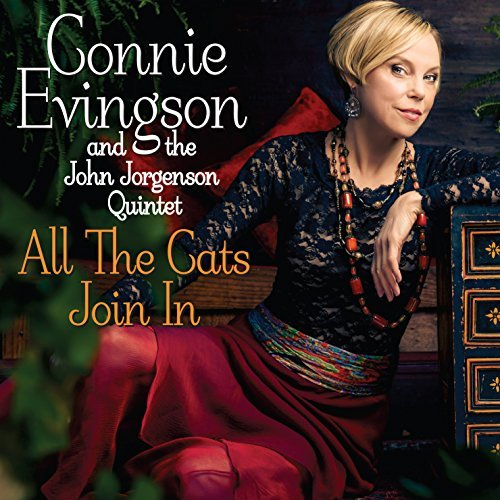 Connie Evingson And The John Jorgenson Quintet All The Cats Join In