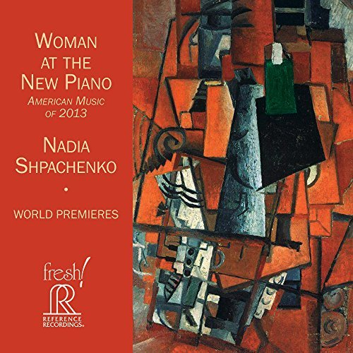 Nadia Shpachenko Woman At The New Piano