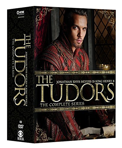 Tudors The Complete Series DVD