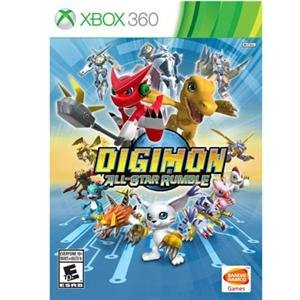 Xbox 360 Digimon All Star Rumble