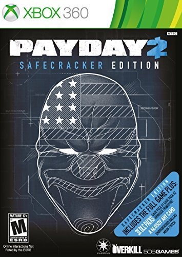 Xbox 360 Payday 2 Safecracker Edition