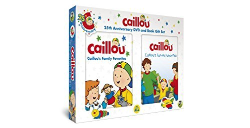 Caillou Caillou's Family Favorites DVD