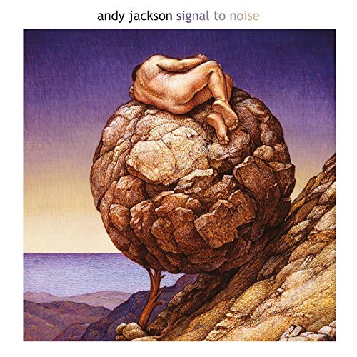 Andy Jackson Signal To Noise Deluxe Import Gbr Incl. DVD