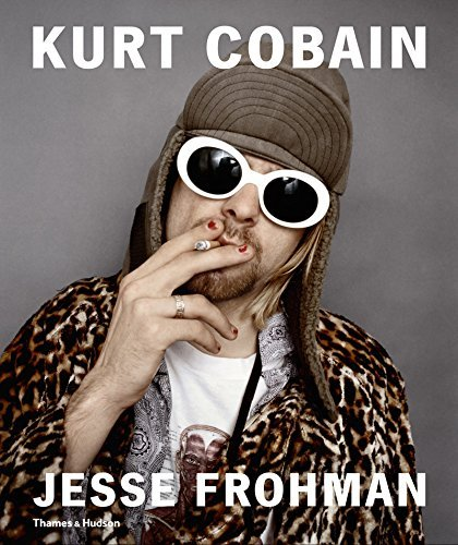 Jesse Frohman Kurt Cobain The Last Session