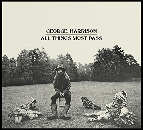 George Harrison All Things Must Pass Import Jpn 2 CD