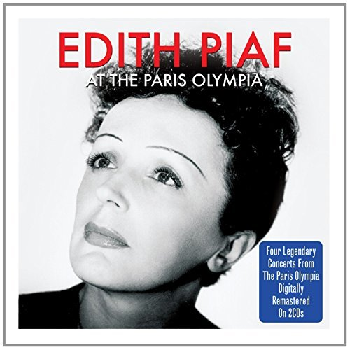 Edith Piaf At The Paris Olympia Import Gbr 2 CD