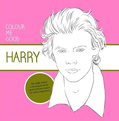 Mel Elliott Colour Me Good Harry Styles