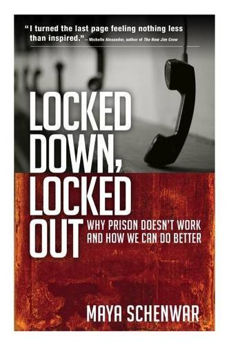 Maya Schenwar Locked Down Locked Out Why Prison Doesn't Work And How We Can Do Better