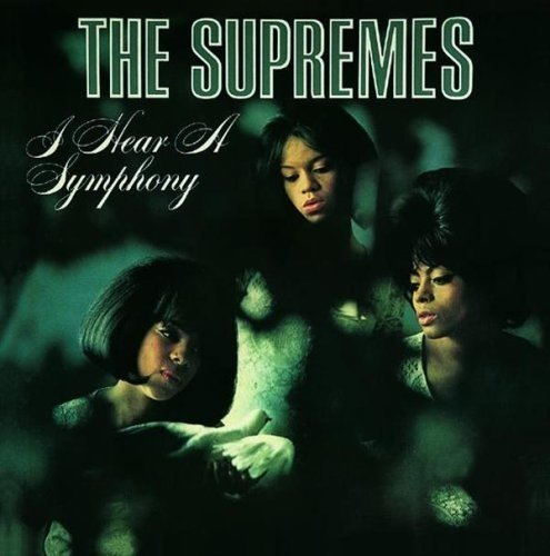 Diana & The Supremes Ross I Hear A Symphony Import Jpn