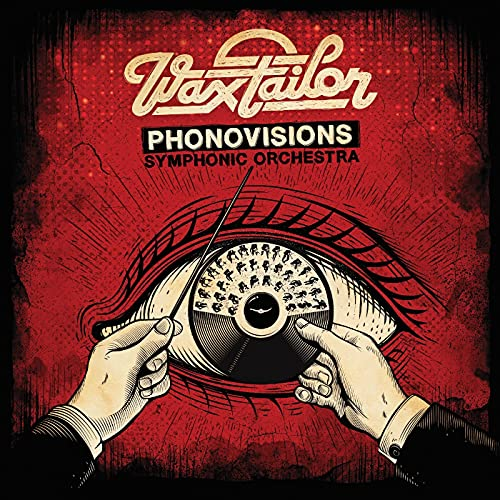 Wax Tailor Phonovisions Symphonic Orchestra Phonovisions Symphonic Orchestra