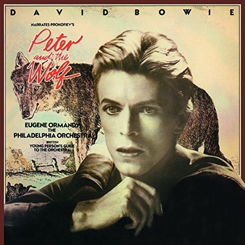 David Bowie Peter & The Wolf Import Eu