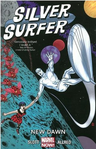 Dan Slott Silver Surfer Volume 1 New Dawn