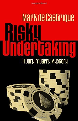 Mark De Castrique Risky Undertaking