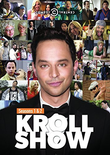 Kroll Show Seasons One & Two Kroll Show Seasons One & Two DVD