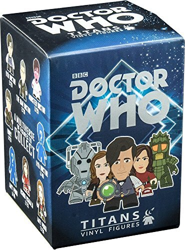 Doctor Who Titans Minifigure 11th Doctor Series 2 Blind Boxed Figure