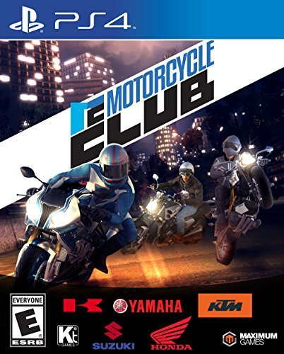 Ps4 Motorcycle Club