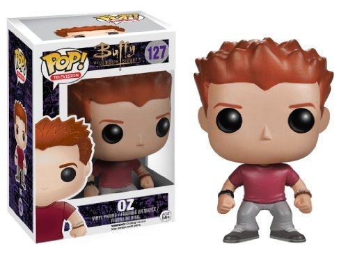 Pop Vinyl Figure Buffy Oz