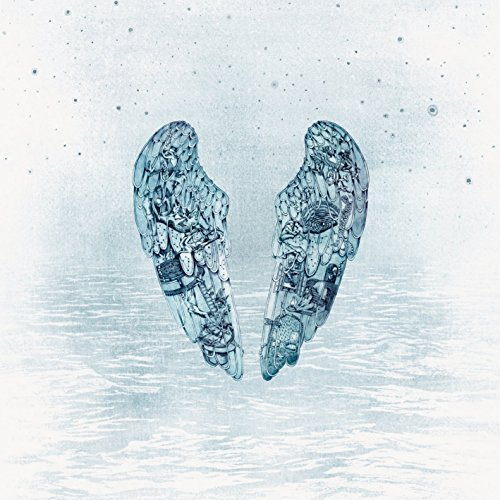 Coldplay Ghost Stories Live 2014 CD DVD