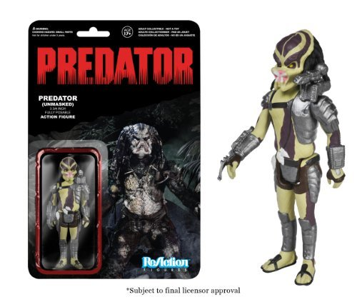 Toy Reaction Predator Closed Mouth Predator