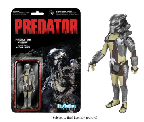 Toy Reaction Predator Masked Predator