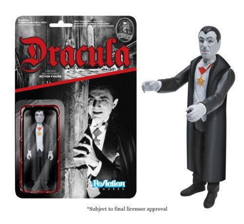 Toy Universal Monsters Dracula Reaction