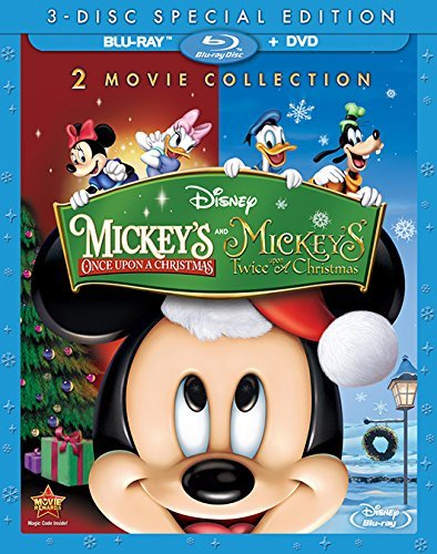Mickey's Once Upon A Christmas Mickey's Once Upon A Christmas Double Feature