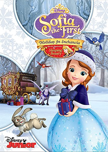 Sofia The First Holiday In Enchancia DVD