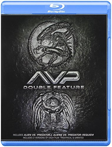 Avp Double Feature Blu Ray Nr