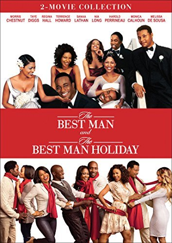 Best Man Best Man Holiday 2 Double Feature DVD