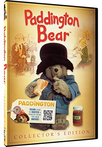 Paddington Bear Collector's Edition DVD