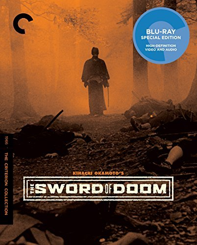 Sword Of Doom Sword Of Doom Blu Ray Nr Criterion Collection