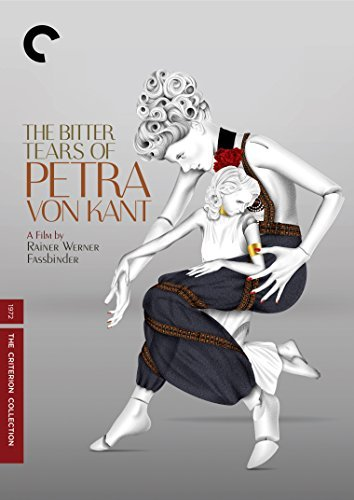 Bitter Tears Of Petra Von Kant Carstensen Schygulla Schaake DVD Nr Criterion Collection
