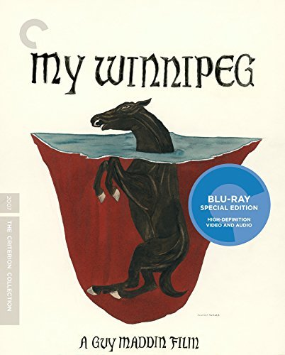 My Winnipeg My Winnipeg Blu Ray Nr Criterion Collection