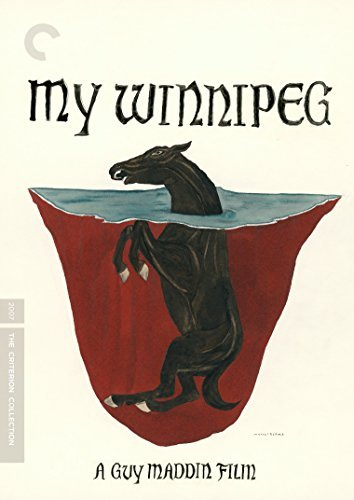 My Winnipeg My Winnipeg DVD Nr Criterion Collection