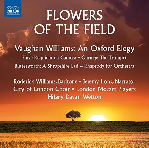Williams Finzi Irons Flowers Of The Field