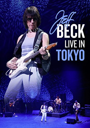 Jeff Beck Live In Tokyo Blu Ray