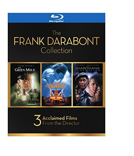 Frank Darabont Collection Green Mile Majestic Shawshank Redemption Blu Ray Nr