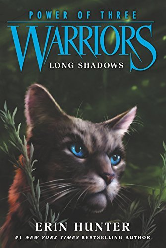 Erin Hunter Warriors Power Of Three #5 Long Shadows