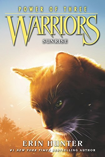Erin Hunter Warriors Power Of Three #6 Sunrise