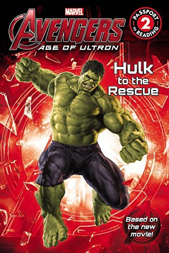 Marvel Marvel's Avengers Age Of Ultron Hulk To The Rescue