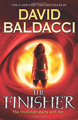 David Baldacci The Finisher (vega Jane Book 1)