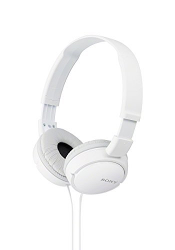 Headphones Sony Mdrzx110 White