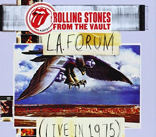 Rolling Stones From The Vault L.A Forum (live In 1975) (2cd Dvd)