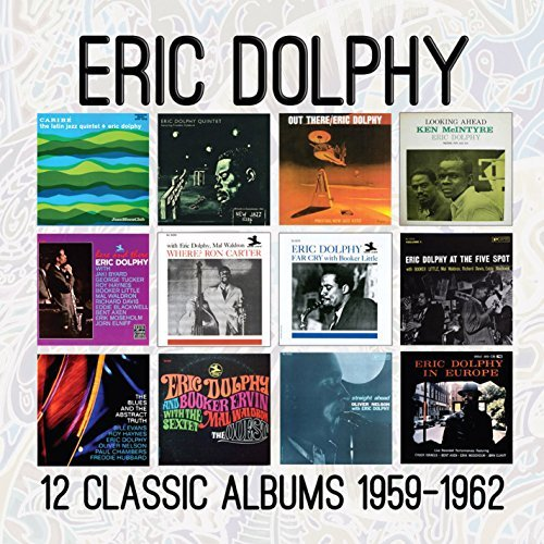 Eric Dolphy Twelve Classic Albums 1959 19