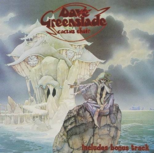 Dave Greenslade Cactus Choir Import Gbr